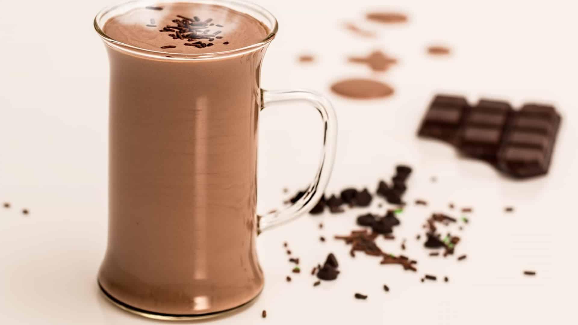 Les secrets des salons de thé pour un bon chocolat chaud