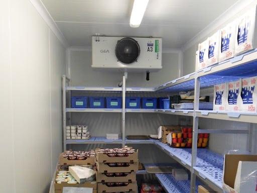 Quels avantages des chambres froides pour la restauration?