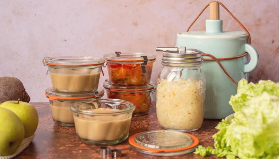 Aliments lacto-fermentés: ces bactéries qui nous veulent bien