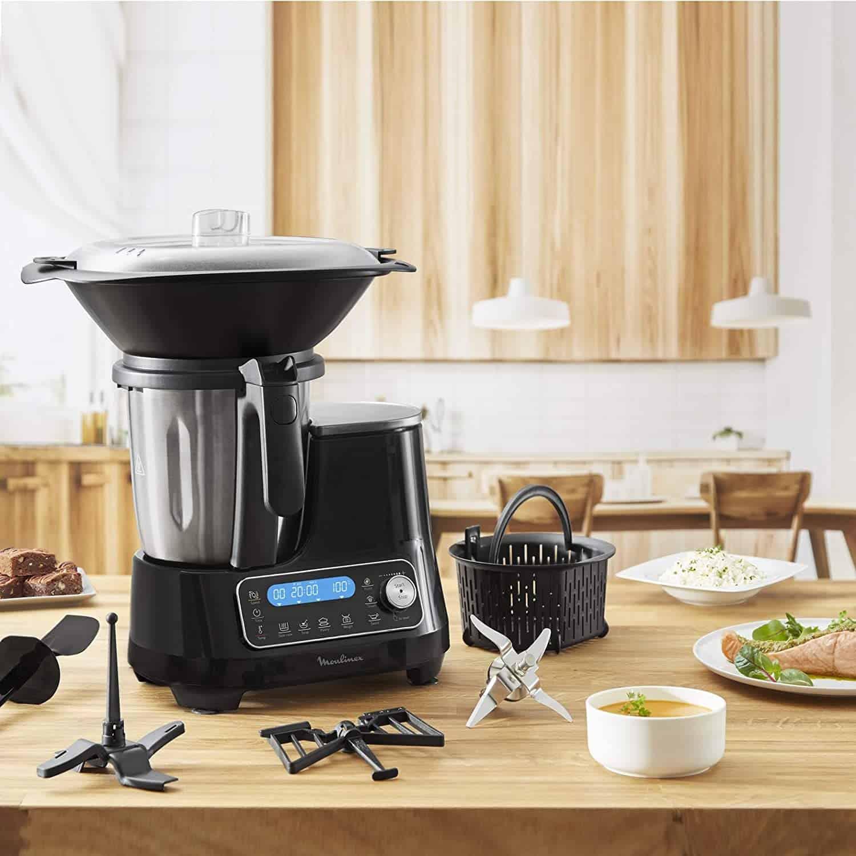 Pourquoi utiliser un appareil de cuisson ?