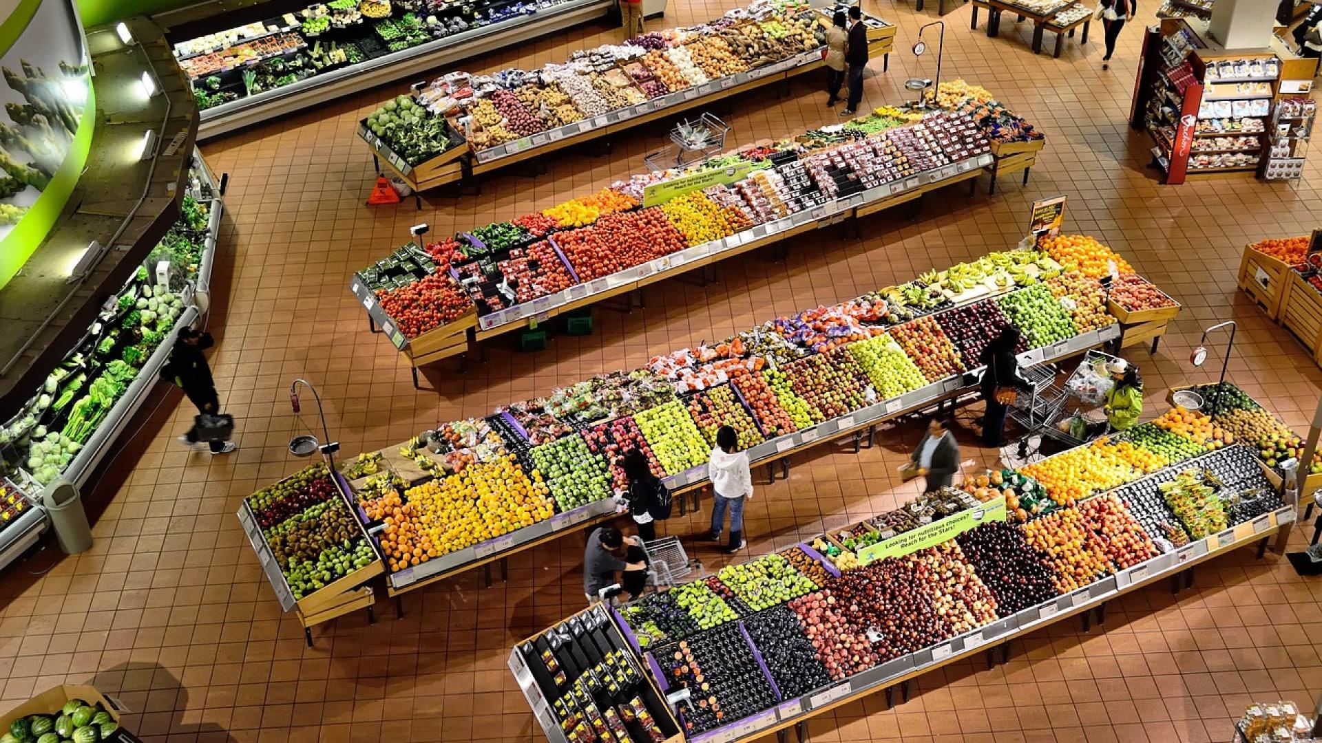 Acheter via une épicerie en ligne