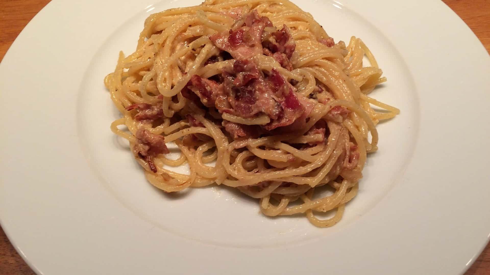 Recette de Spaghettis carbonara : comment la préparer ?
