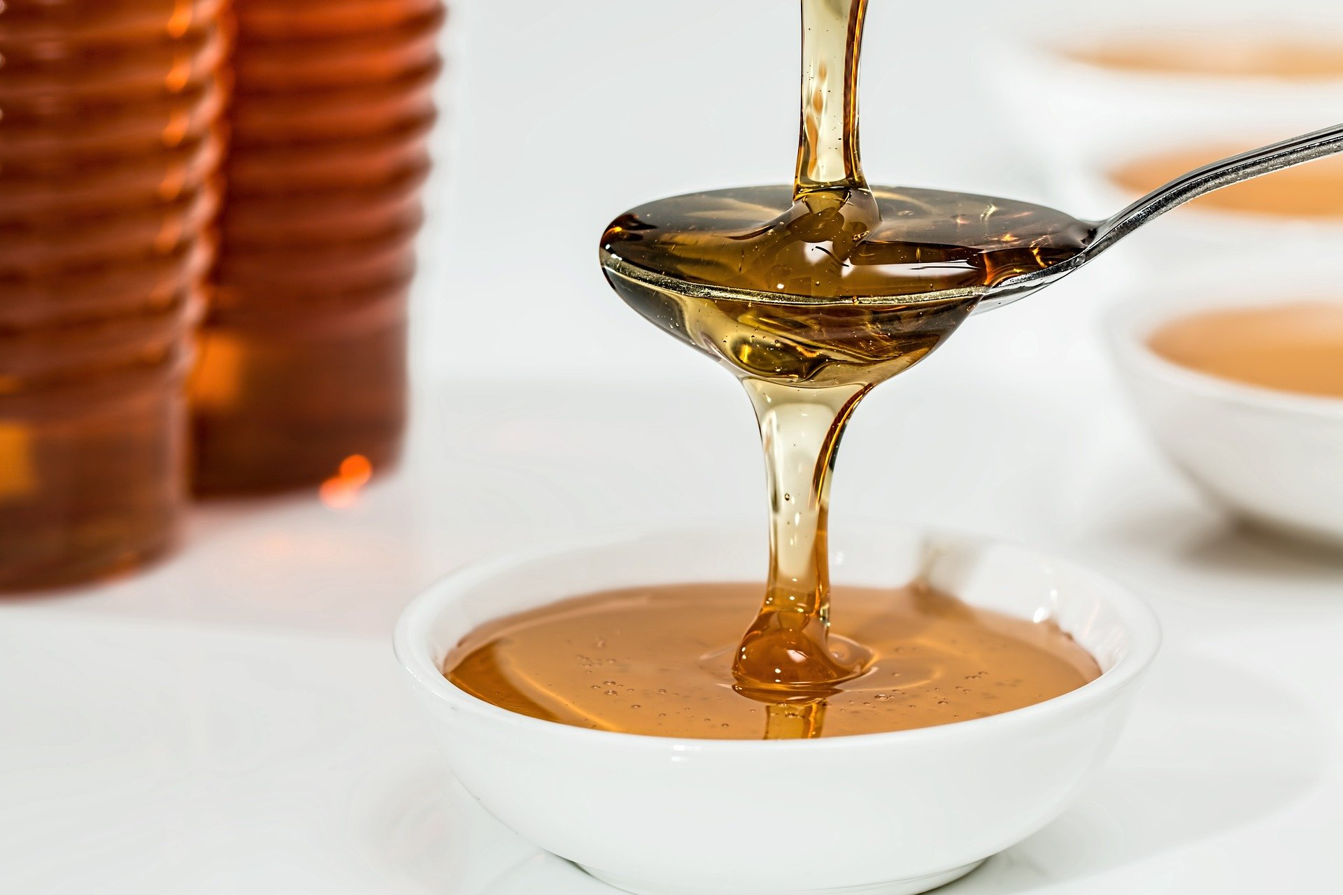 Pourquoi cuisiner au miel de printemps ?