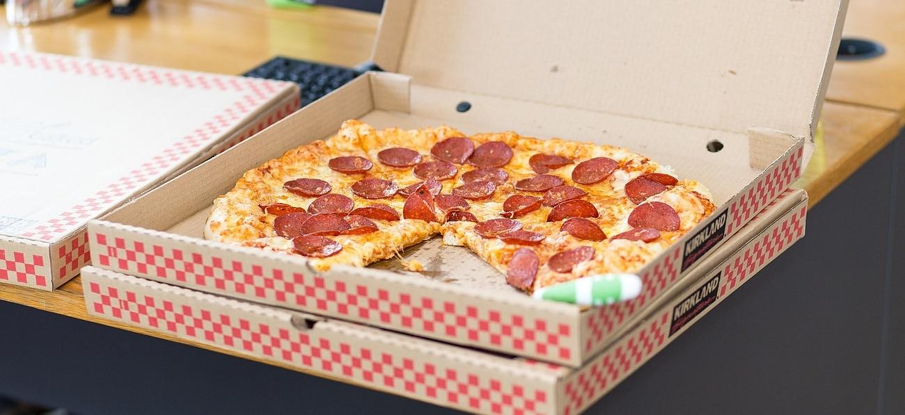 Commandez et faites-vous livrer une bonne pizza pas chère